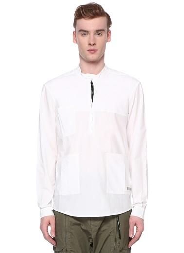 Mhrs Gömlek Beyaz